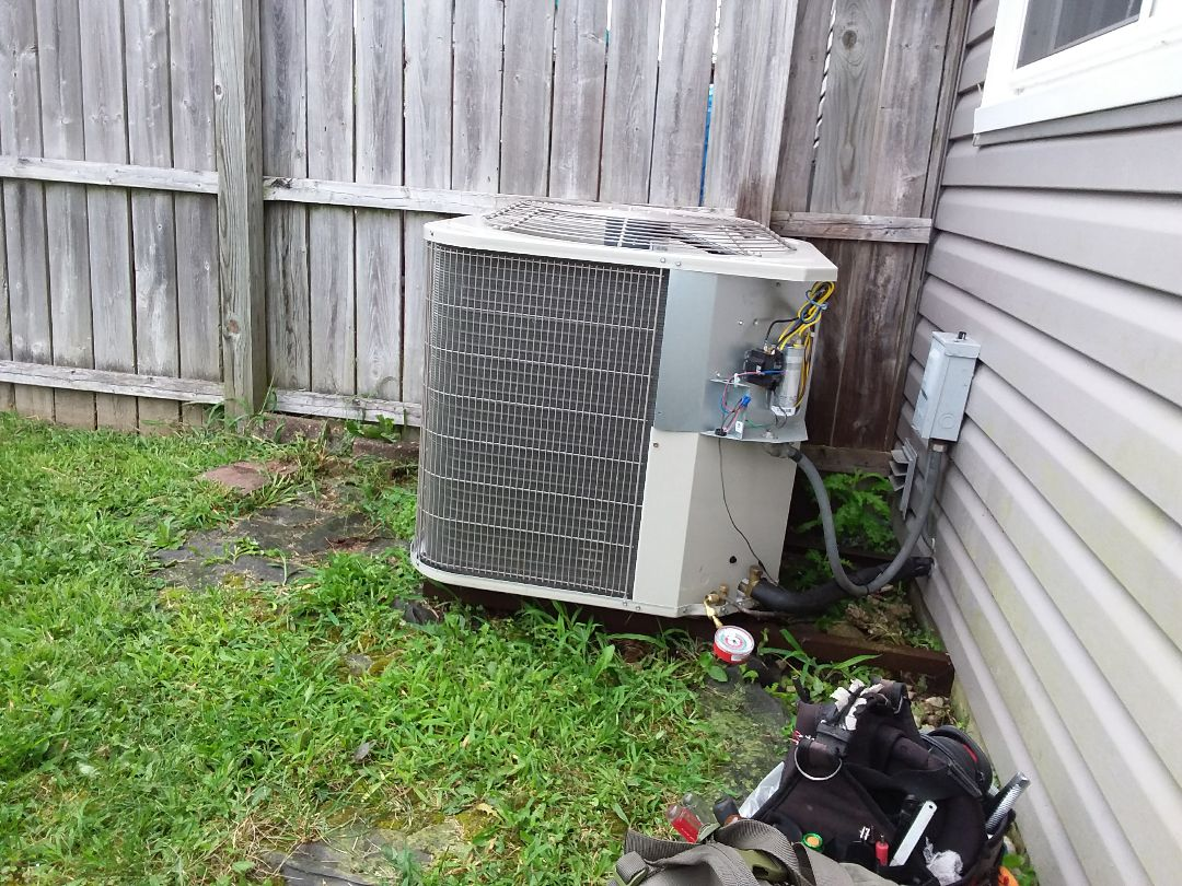 South Elgin, IL - Clean and checked furnace and A/C