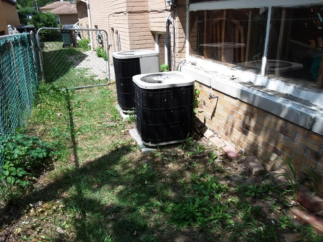 Lincolnwood, IL - Clean and checked A/C