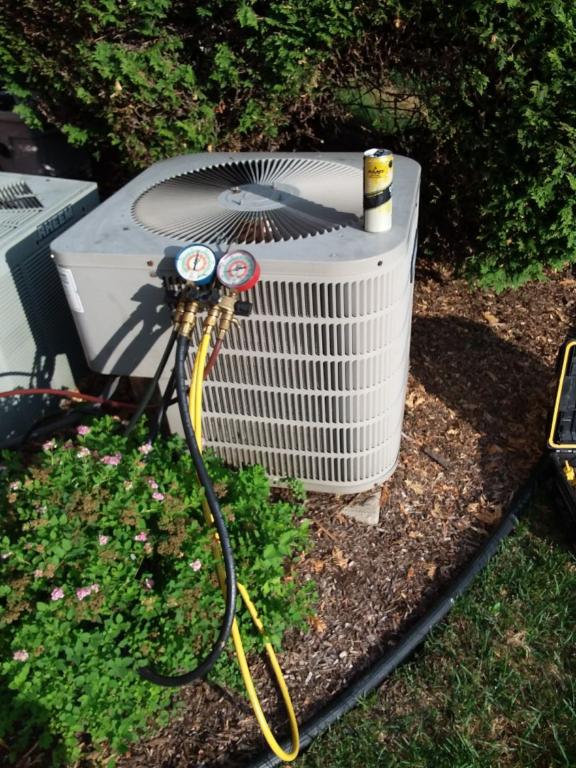 Orland Park, IL - Carrier air conditioner replacement