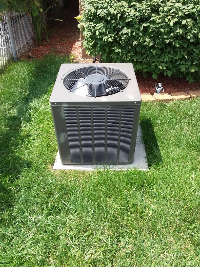Chicago, IL - Maintaining a Rheem AC system