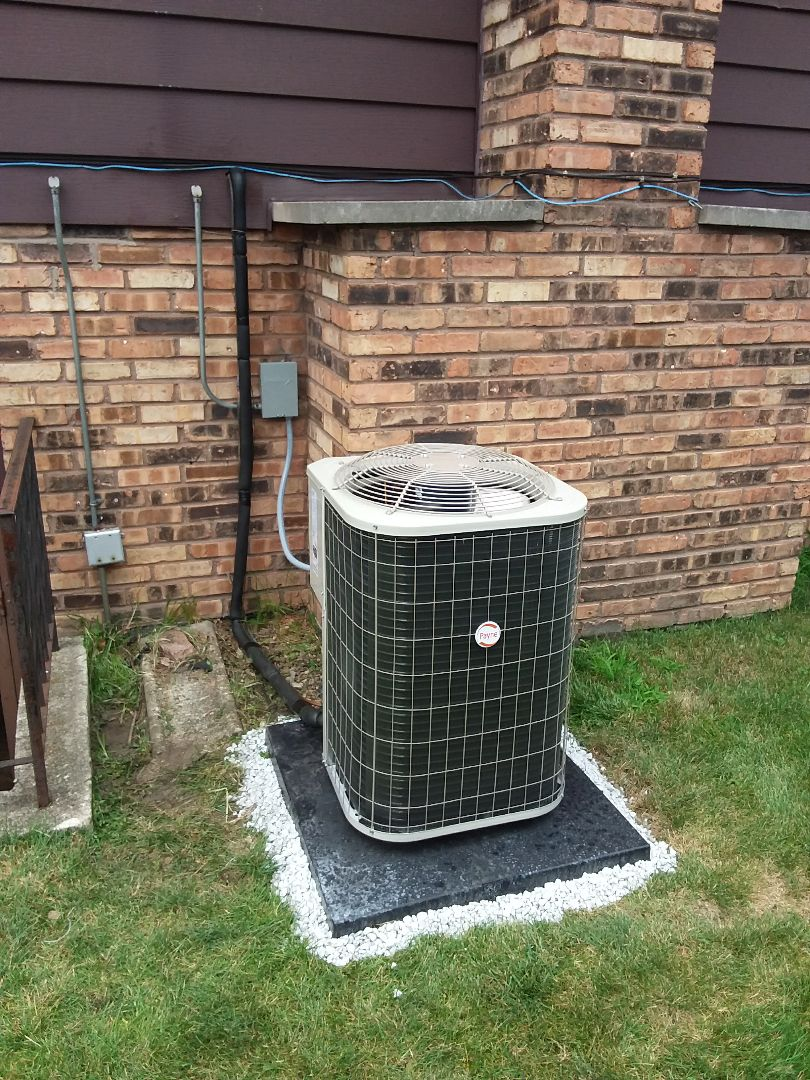 Calumet City, IL - Payne air conditioner installation