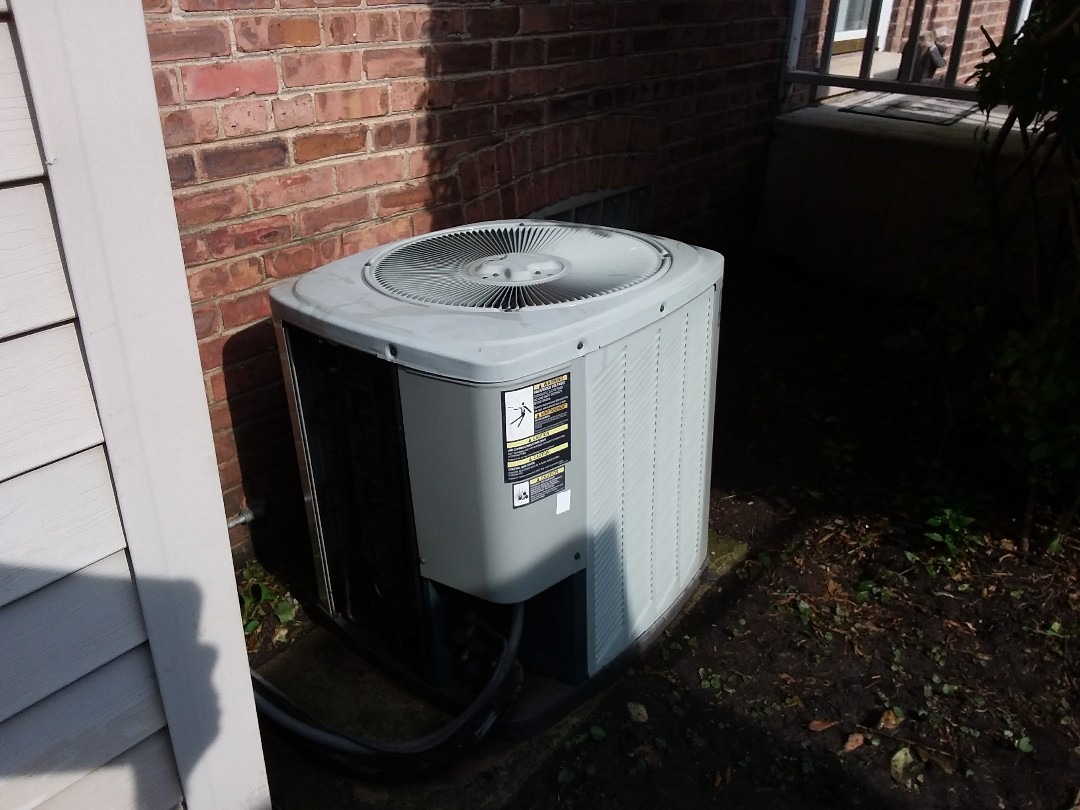 Des Plaines, IL - Clean and checked furnace , humidifier and A/C