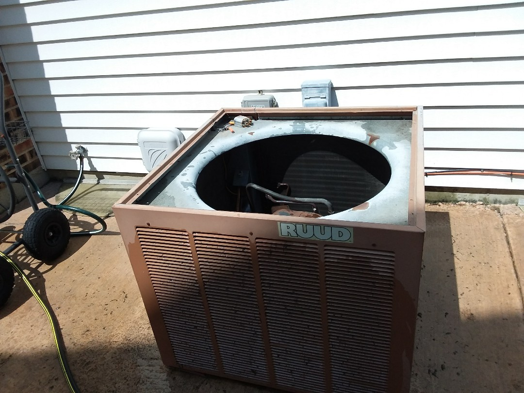 Winfield, IL - A/C repair