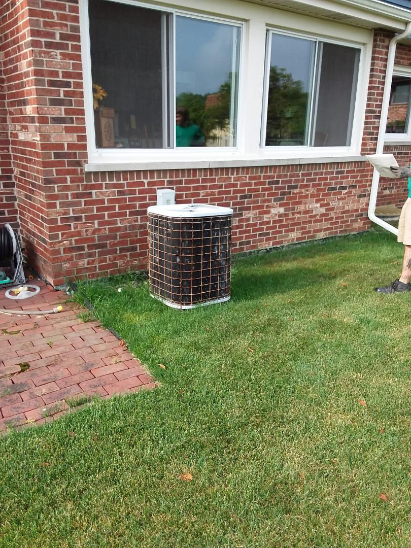 Oak Forest, IL - Carrier Infinity system installation