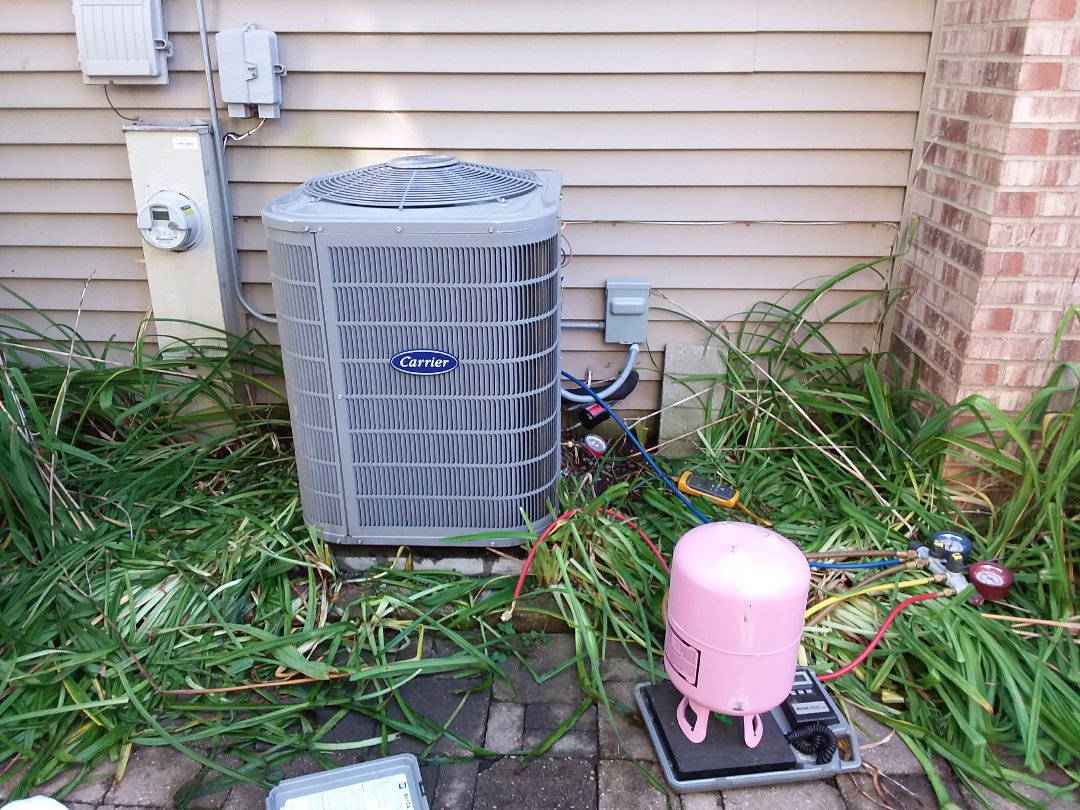 Bartlett, IL - A/C repair