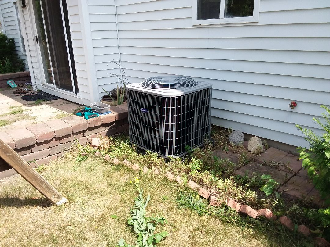 Naperville, IL - A/C clean and check