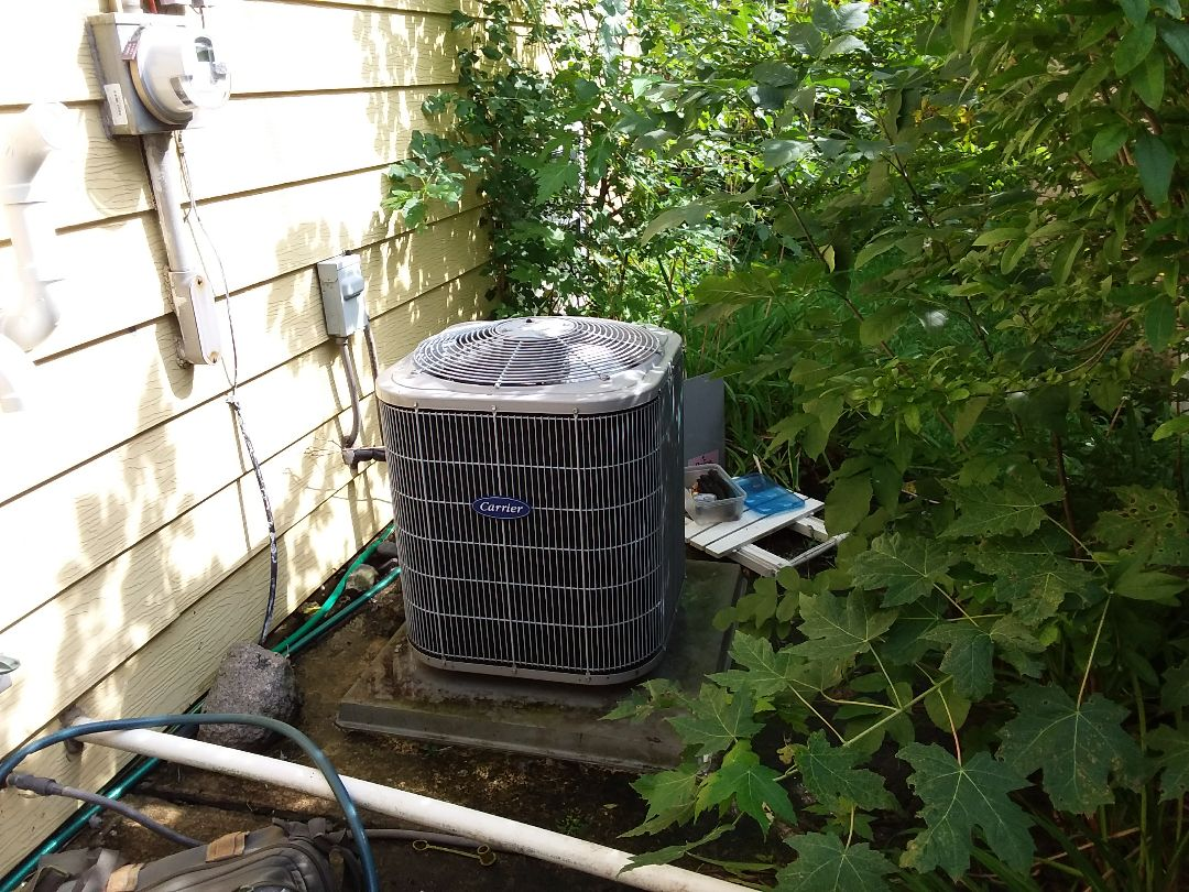 Hanover Park, IL - A/C clean and check