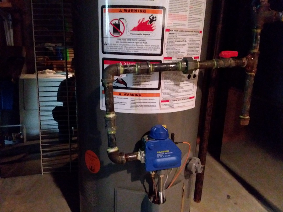 Elgin, IL - Repair gas leaks