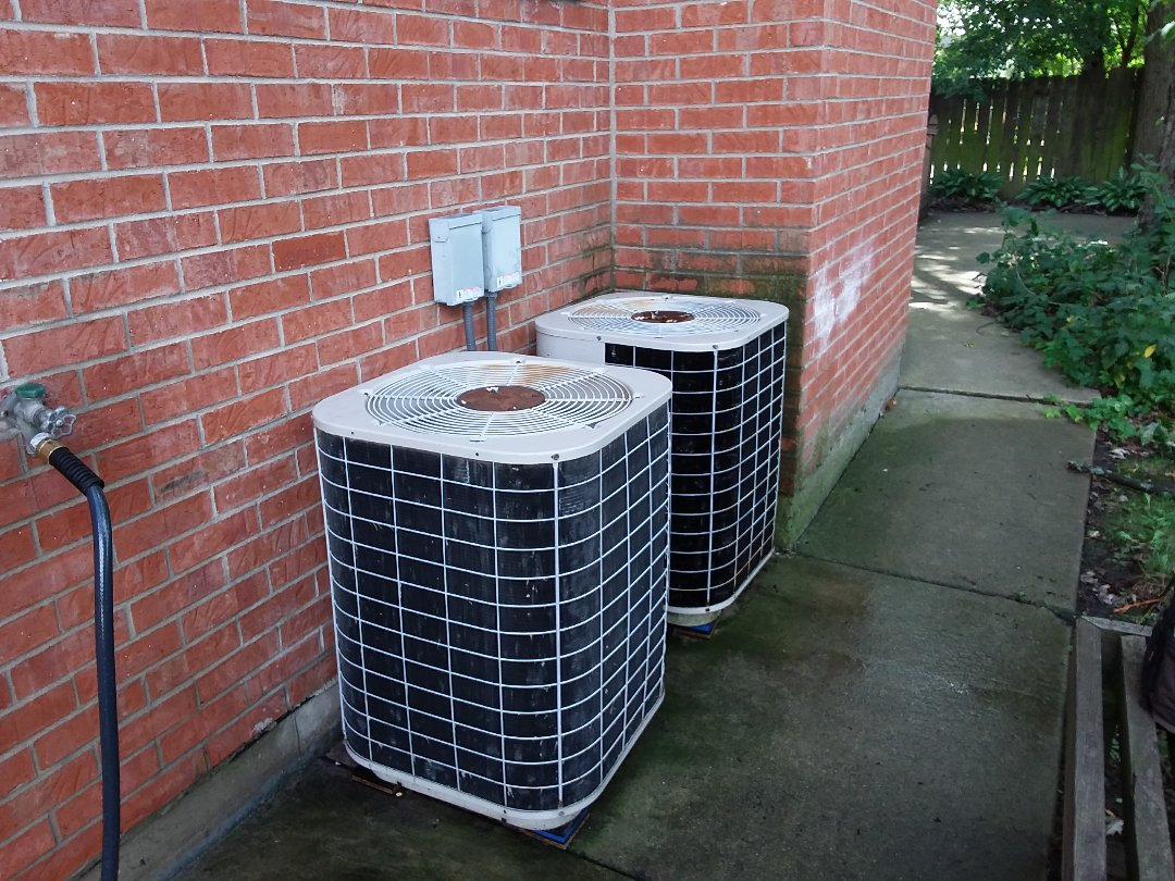Park Ridge, IL - A/C  clean and check