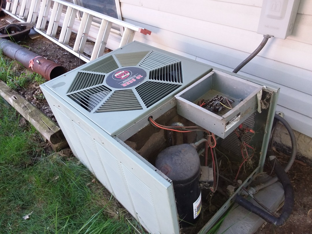 Bartlett, IL - Clean and checked A/C