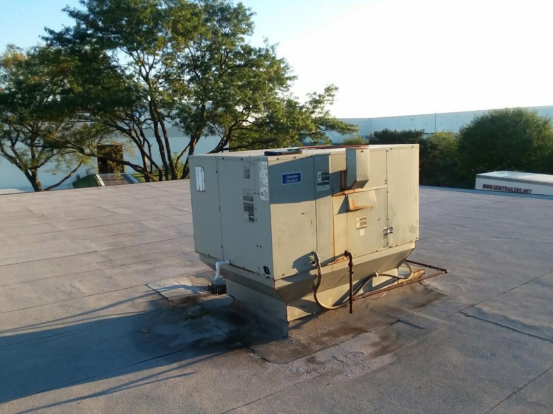 Naperville, IL - Rooftop unit estimate