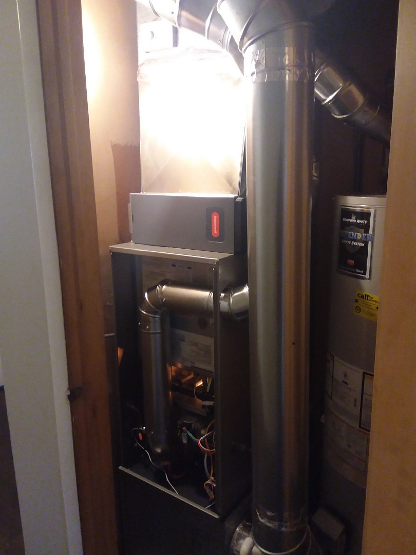 Dolton, IL - Carrier furnace replacement