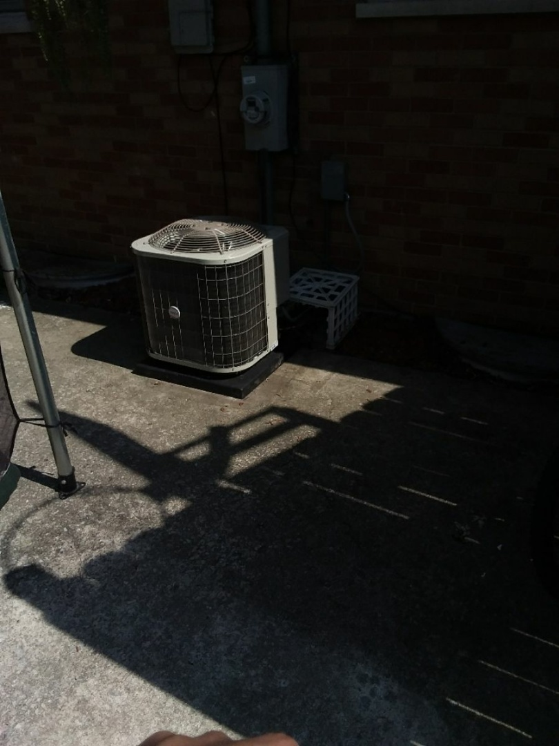 Richton Park, IL - Payne air conditioning system installation