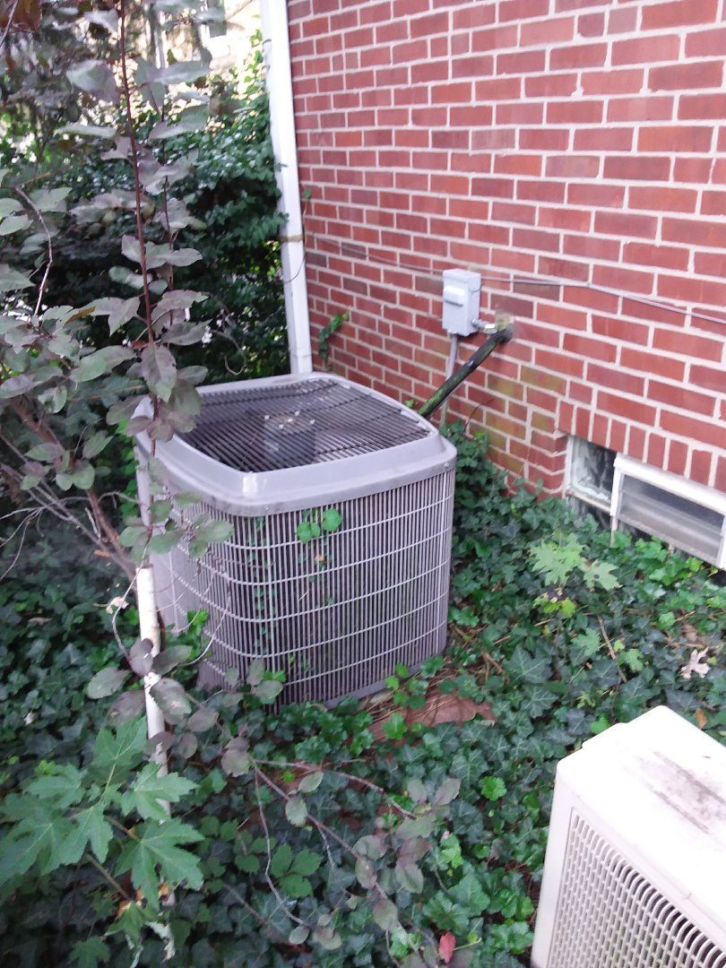 Evergreen Park, IL - Carrier air conditioner/ furnace replacement