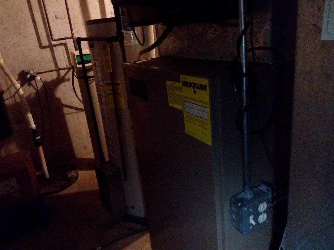 Winfield, IL - Furnace repair