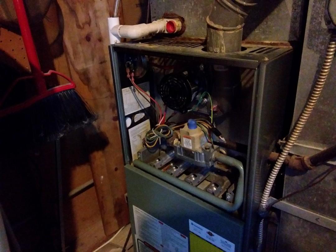 Bartlett, IL - Furnace repair