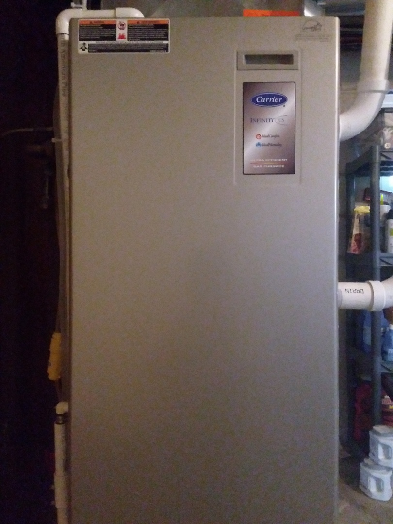 Oak Lawn, IL - Maintaining Carrier Furnace
