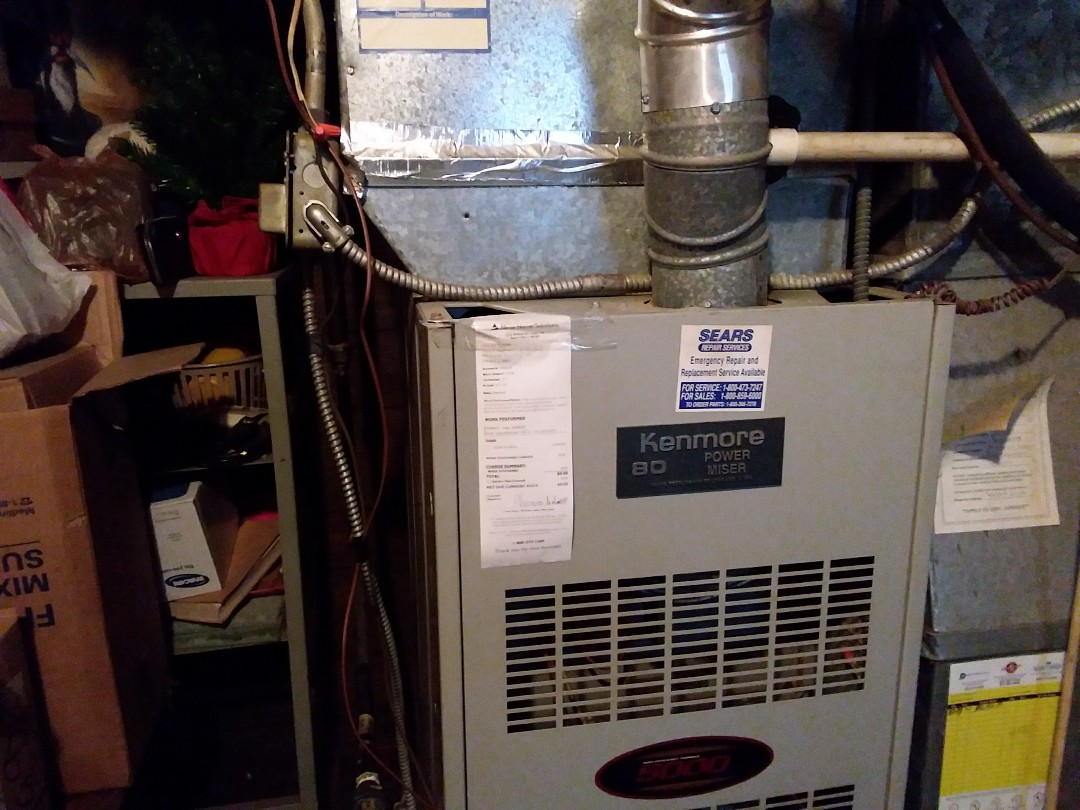 Chicago, IL - Clean and checked furnace