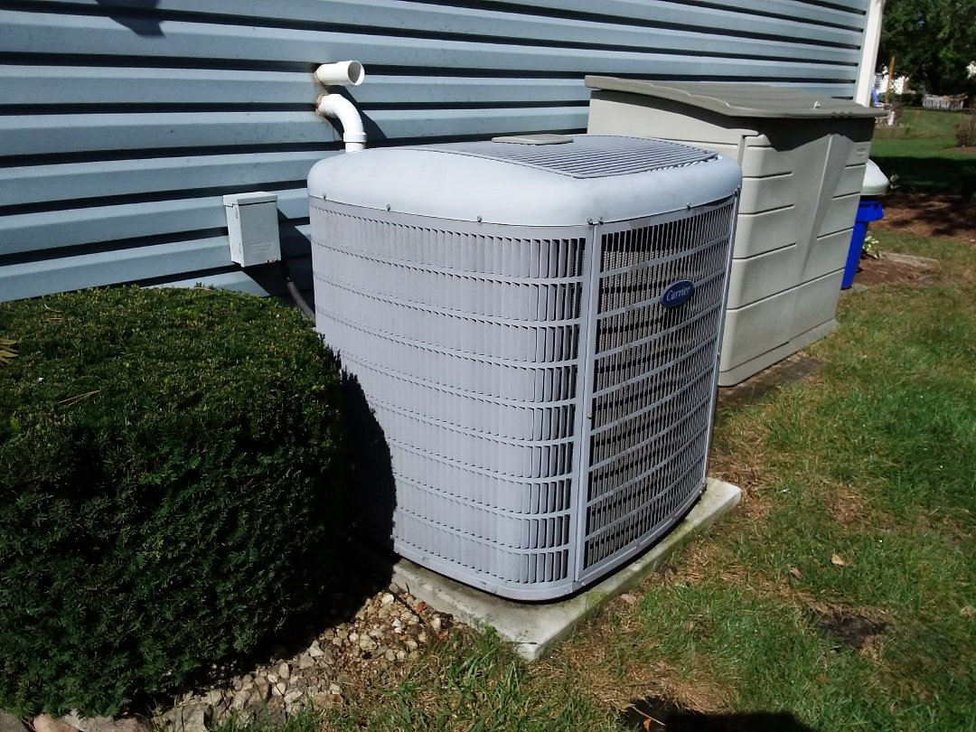 Wheaton, IL - Clean and checked A/C