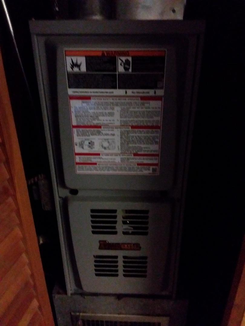 Oak Lawn, IL - Maintaining a Ducane furnace