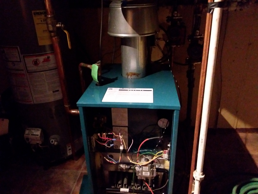 Des Plaines, IL - Clean and checked boiler