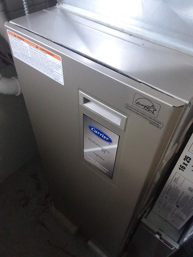 Oak Lawn, IL - Maintaining and Carrier Furnace