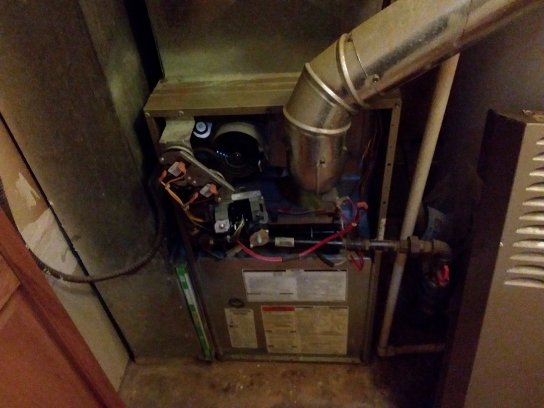 Buffalo Grove, IL - Clean and checked furnace
