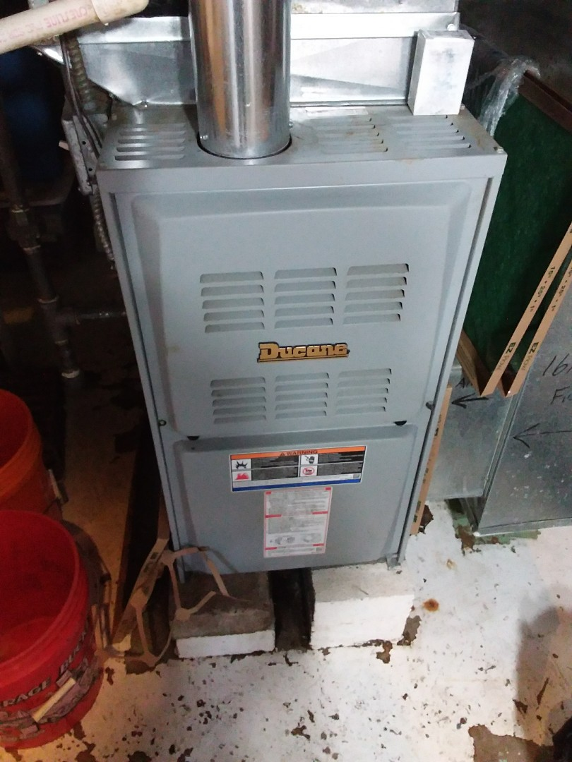 Chicago, IL - Maintaining a Ducane furnace