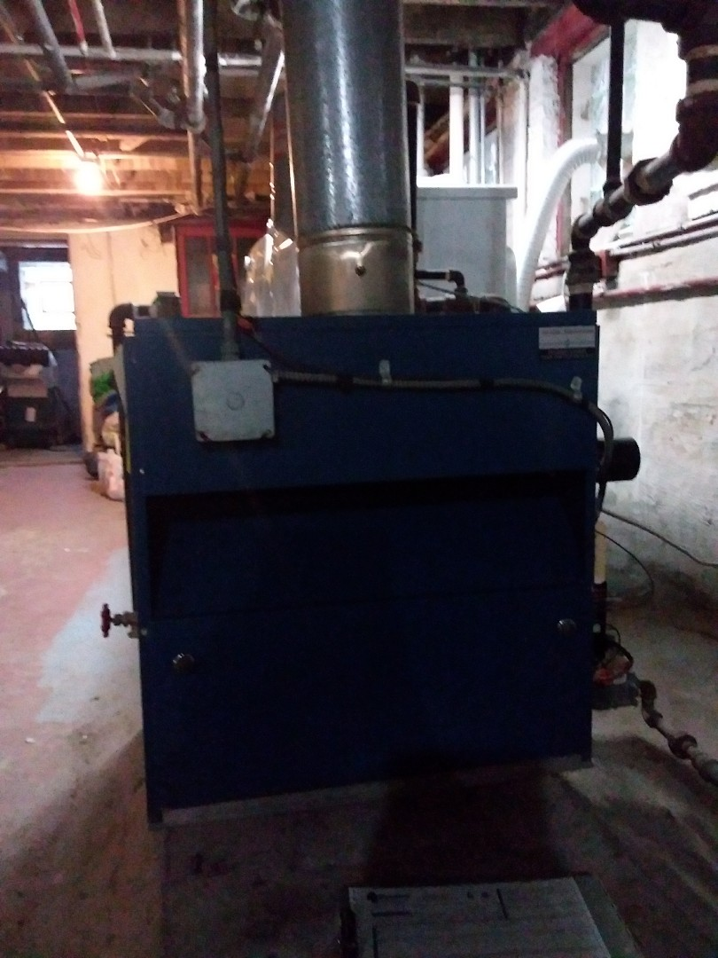 Chicago, IL - Maintaining a Kenmore boiler