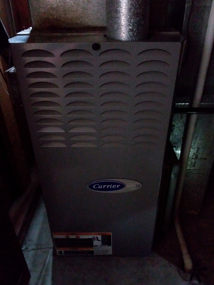Lombard, IL - Maintaining a carrier furnace