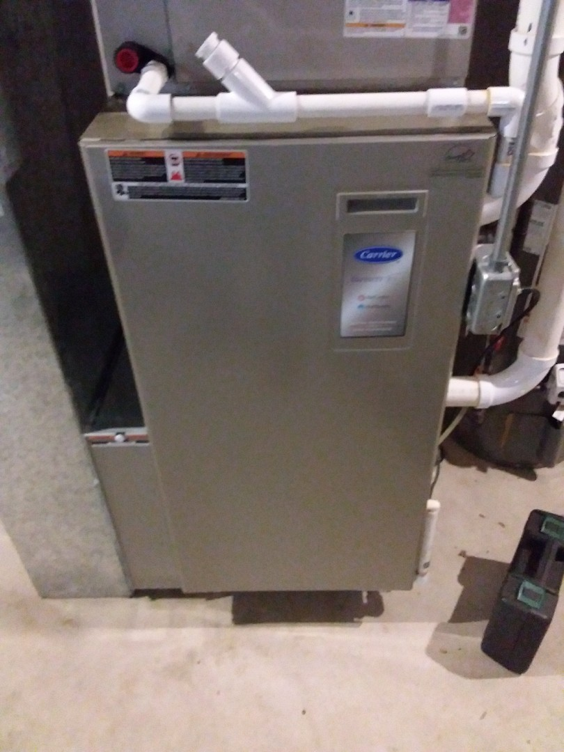 Oak Forest, IL - Maintaining a carrier furnace
