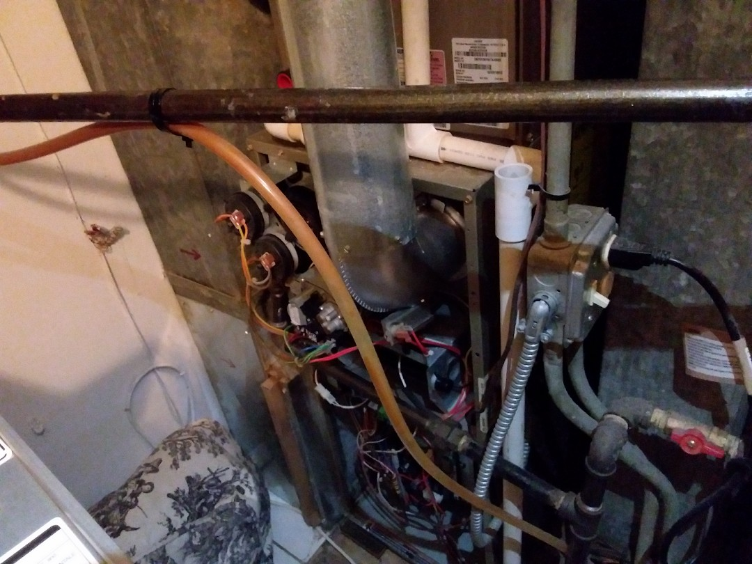 Glenview, IL - Clean and checked furnace