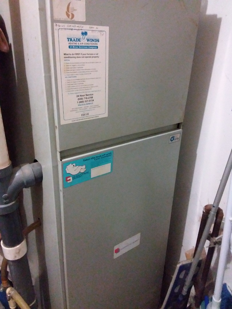 Carol Stream, IL - Maintaining a duomatic Olsen furnace