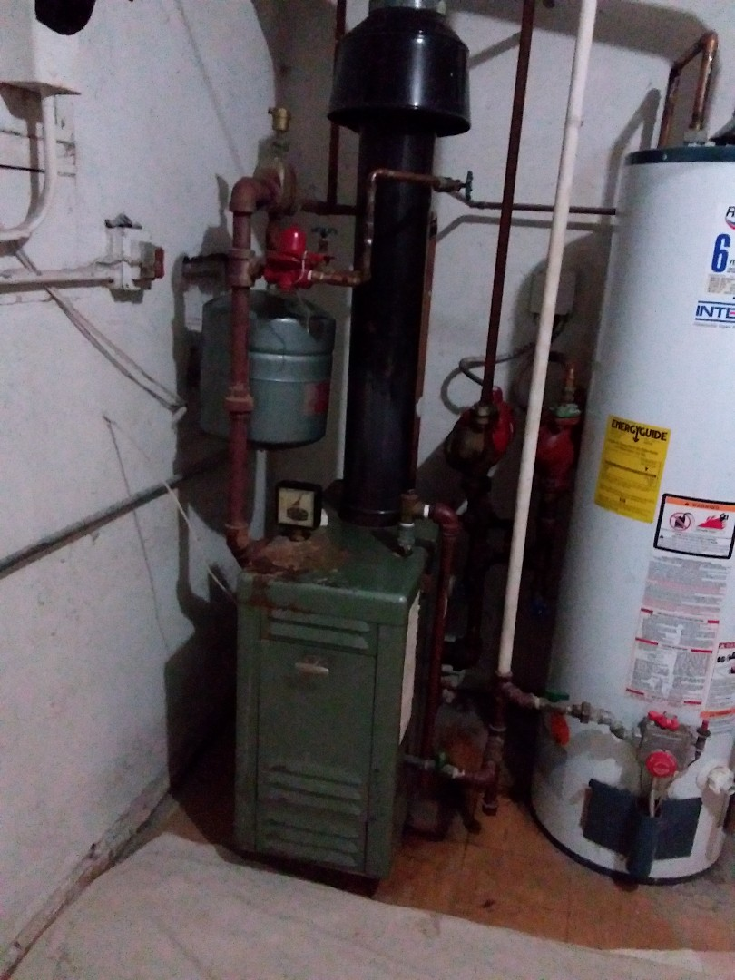 Riverside, IL - Carrier boiler replacement
