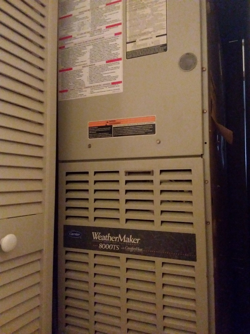 Crestwood, IL - Maintaining Carrier Furnace