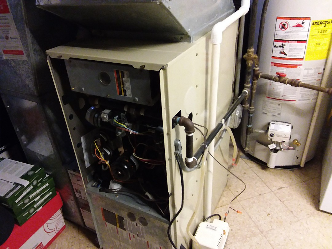 Niles, IL - Clean and checked furnace