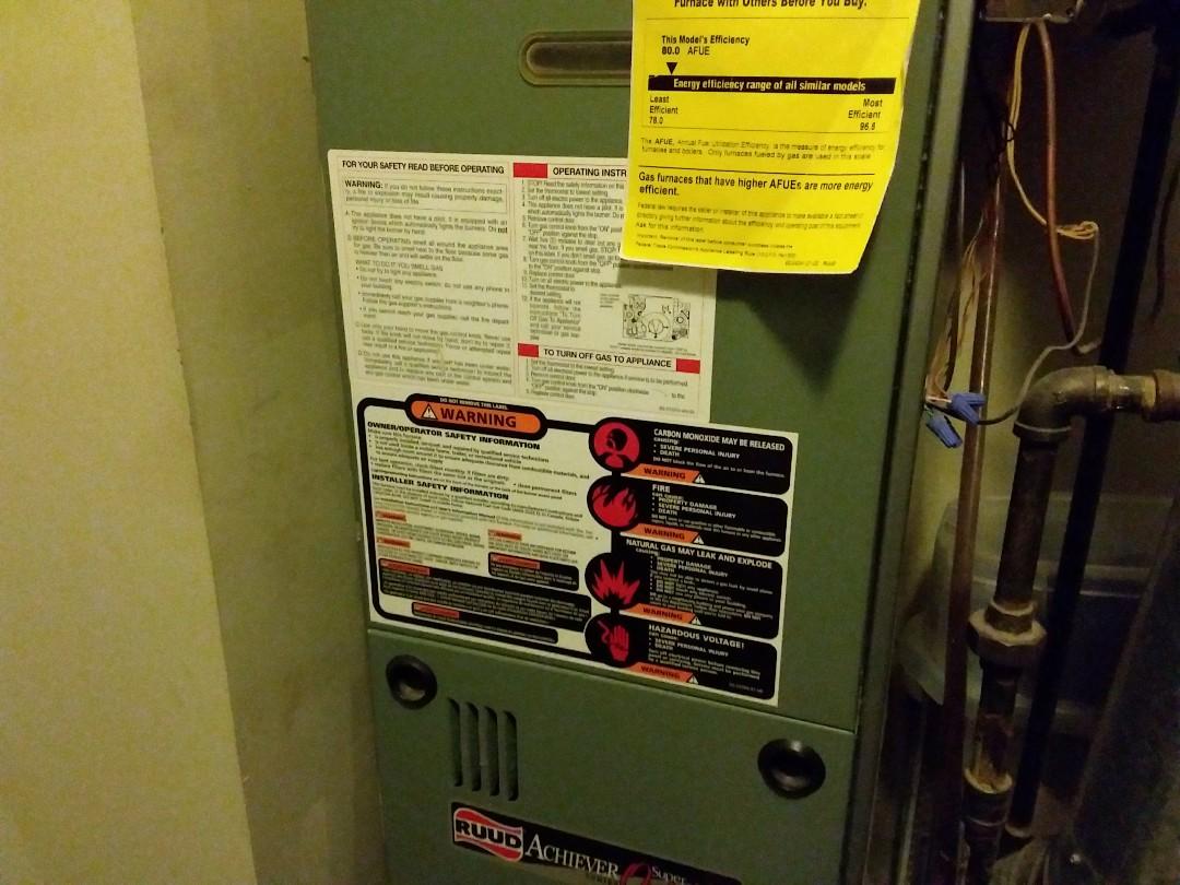 Schaumburg, IL - Furnace repair