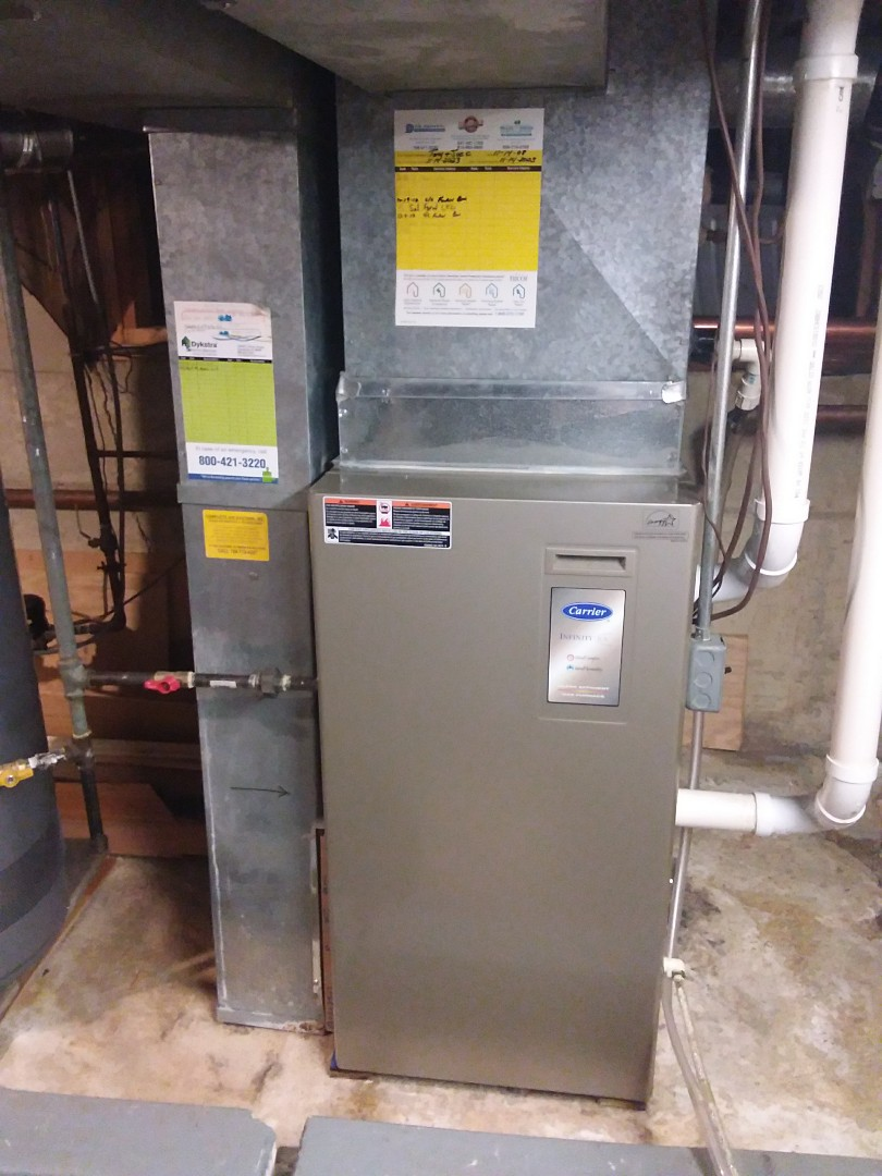 Lombard, IL - Maintaining Carrier Furnace