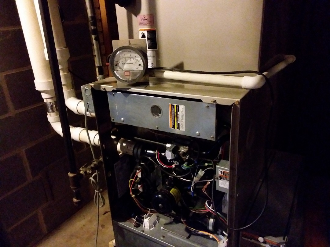 Elgin, IL - Furnace repair