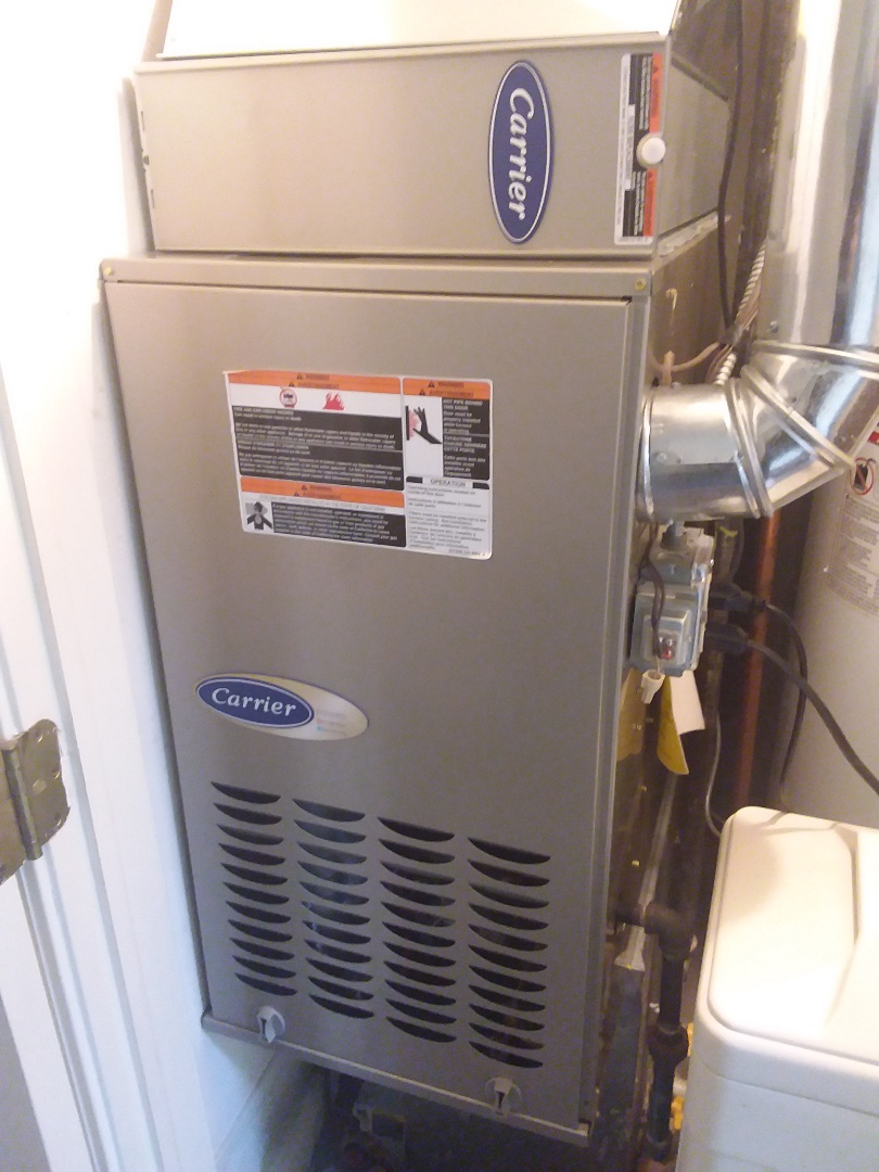 Warrenville, IL - Maintaining Carrier Furnace