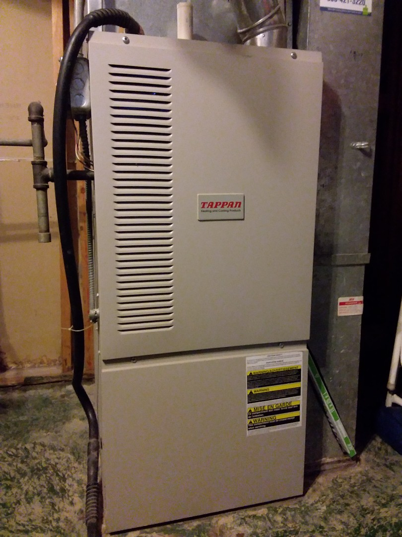 Alsip, IL - Maintaining a Tappan furnace
