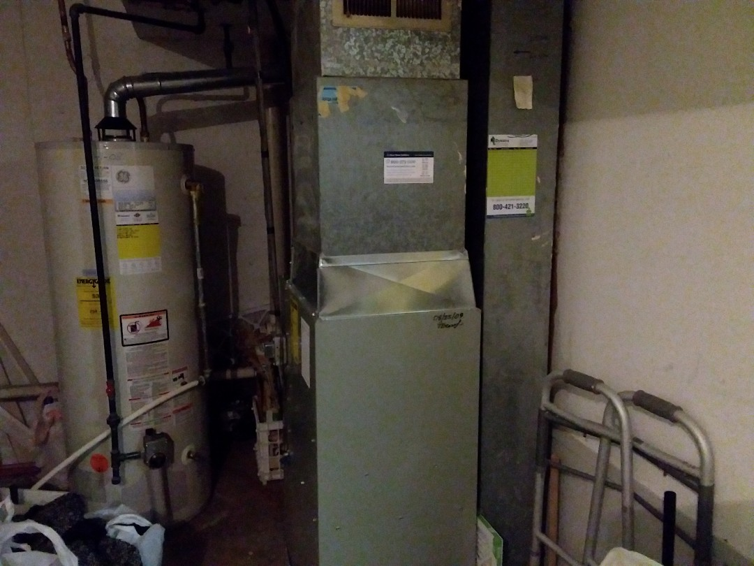 Wheeling, IL - Clean and checked furnace