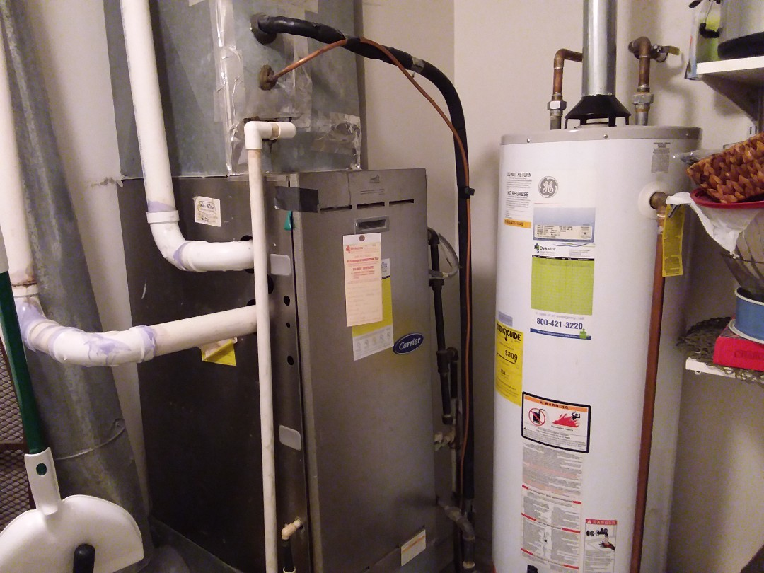 Bartlett, IL - Clean and checked furnace