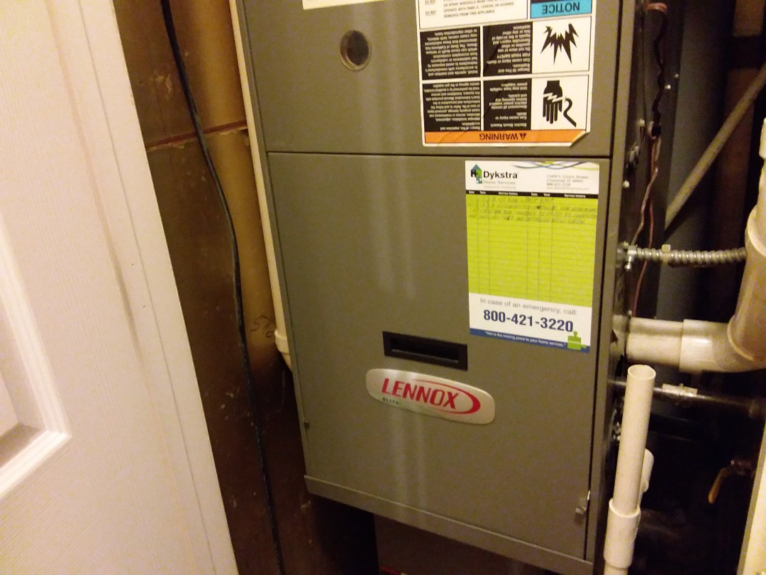 Elk Grove Village, IL - Furnace repair