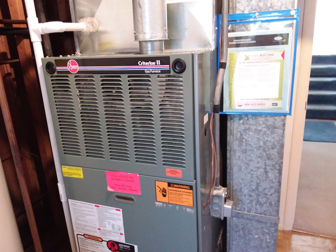 Glen Ellyn, IL - Furnace repair