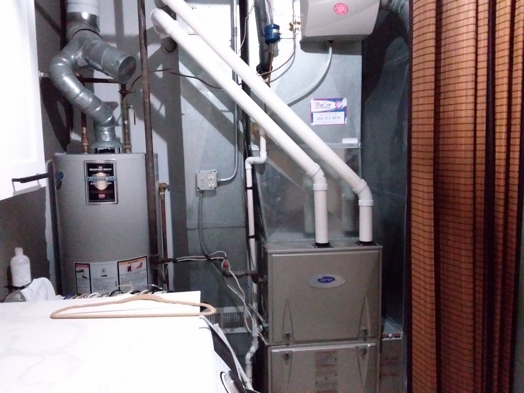 Wheeling, IL - Furnace repair