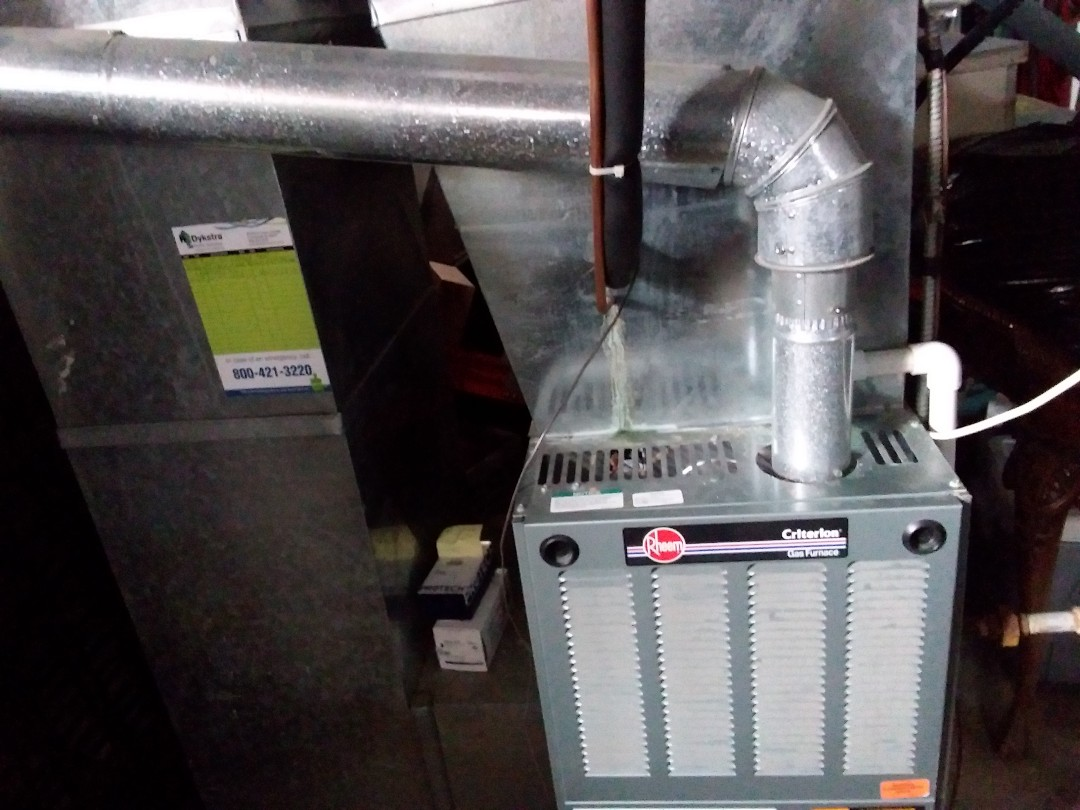 Niles, IL - Furnace repair