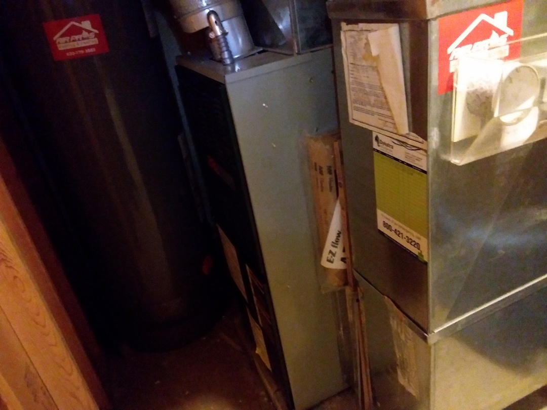 Bellwood, IL - Furnace repair