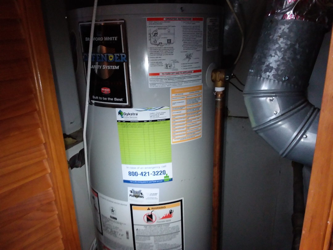 Wheaton, IL - Water heater repair