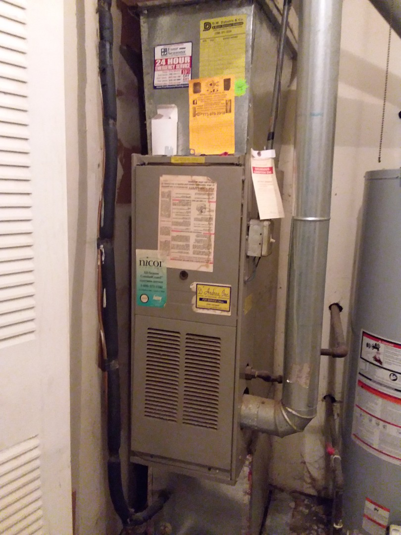 Furnace and Air Conditioning Repair in Country Club Hills, IL